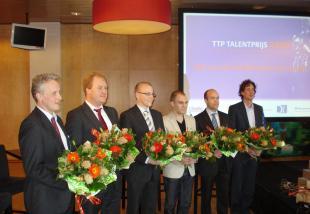 Eervolle vermelding acquisitiemodel Rijckheyt TTP talentenprijs