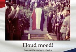 Boekpresentatie Houd Moed!