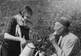 Fototentoonstelling 'Van, voor en door boerinnen en boeren'