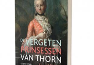 boekpresentatie De vergeten prinsessen van Thorn