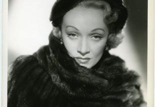 Marlene Dietrich in Royal Theater
