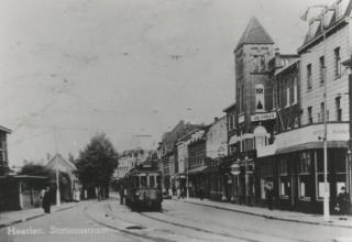 De eerste toeristenkaart van Limburg