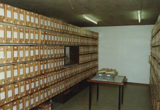 Het inspecteren van archieven
