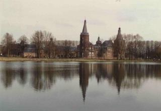 Binnenshuis, buitenshuis in Kasteel Hoensbroek