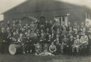 'Lekker thuis' 100 jaar geleden