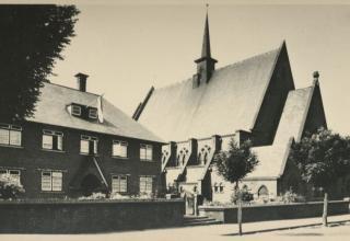 Kerk H. Franciscus van Assisi (Laanderstraat)