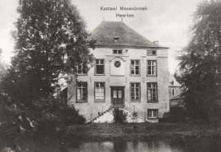 Meezenbroek, kasteel