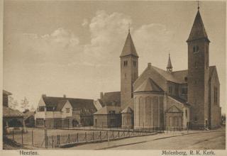 Kerk Verschijning van de Onbevlekte Maagd Maria (Molenberg)