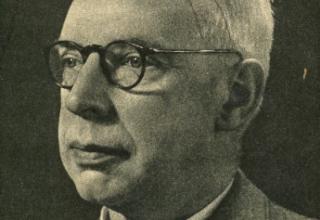 Ross van Lennep, Daniël Pieter (directeur Staatsmijnen)