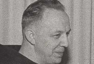 Summeren O.F.M., Burchard van (directeur Bernardinuscollege)