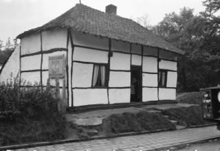 Vakwerkhuis langs de Bouwberg (Brunssum)