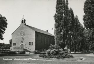 Kerk Gereformeerde Gemeente (Treebeek)