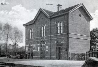 Stationsgebouw (Nuth)