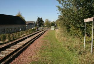 Stationsgebouw - halte - Bocholtz (Bocholtz)
