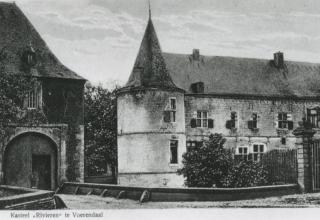 Rivieren, kasteel (Klimmen)