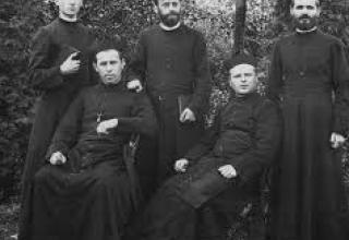 Geest, W.M. van der (Pater-Lazarist)